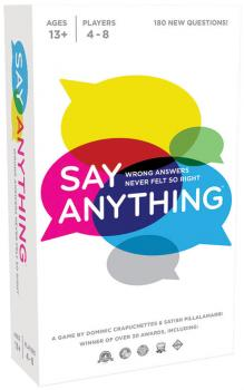 Say Anything Party Game - Core Set - English 10th Edition