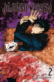 Jujutsu Kaisen vol 02 GN Manga