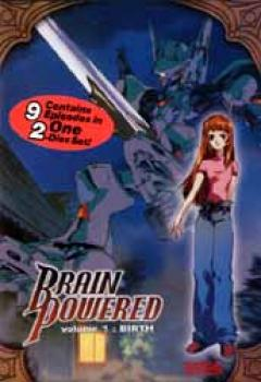 Brain powered vol 1 DVD