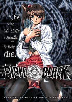 Bible black vol 01 DVD