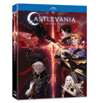 Castlevania Season 02 Blu-Ray