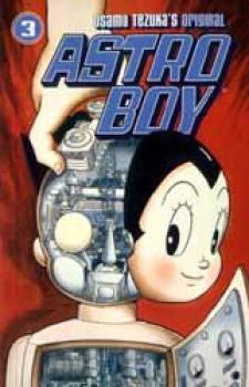 Astro boy vol 03 TP