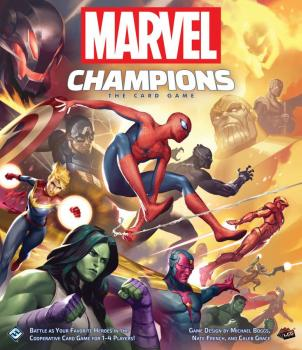 Marvel Champions Living Card Game - 01 Core Set