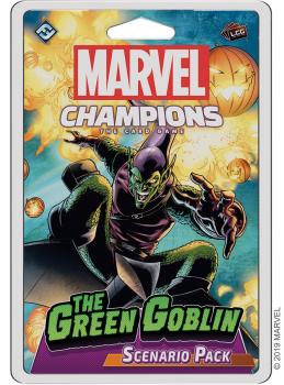 Marvel Champions Living Card Game - 02 The Green Goblin Scenario Pack