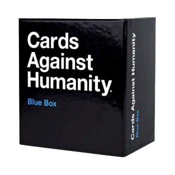 Cards Against Humanity Card Game Blue Expansion - Intl Edition