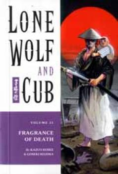Lone wolf and cub vol 21 Frangrance of death TP