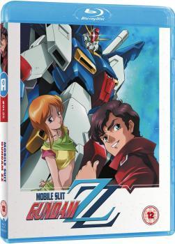 Mobile Suit Gundam ZZ Part 01 Blu-Ray UK