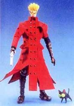 Trigun Vash The stampede 12 inch action figure
