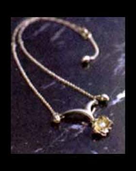 FFX Yuna Silver necklace