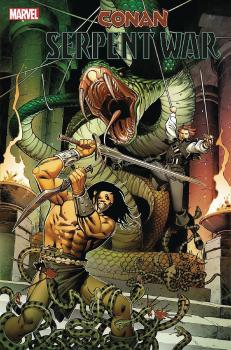 CONAN SERPENT WAR #2 (OF 4)
