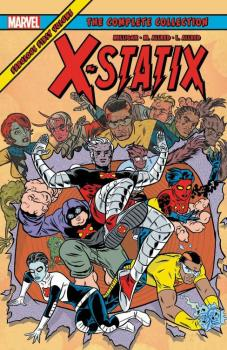 X-STATIX COMPLETE COLLECTION VOL. 01 (TRADE PAPERBACK)