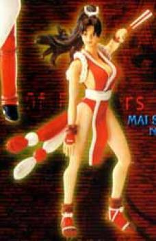 King of fighters 7 inch figure Mai Shiranui