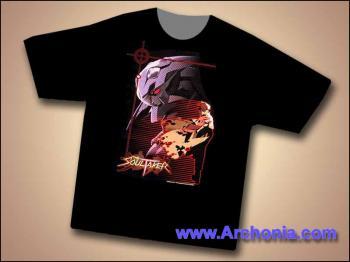 Soultaker Red lines PX T-shirt L