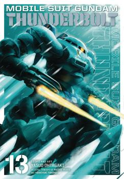 Mobile Suit Gundam Thunderbolt vol 13 GN Manga HC