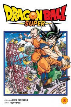 Dragon Ball Super vol 08 GN Manga