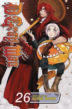 D. Gray-man vol 26 GN Manga
