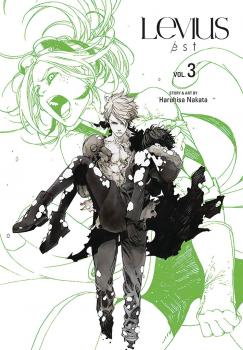 Levius/est vol 03 GN Manga