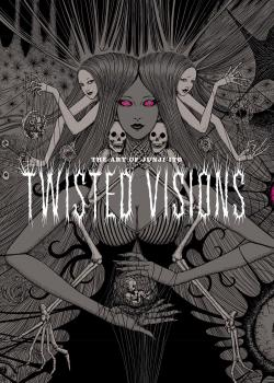 The Art of Junji Ito: Twisted Visions Illustration Book