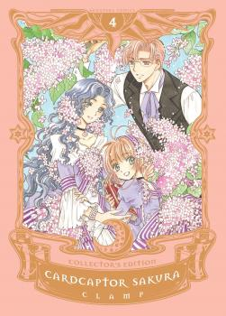 Cardcaptor Sakura Collector's Edition vol 04 GN Manga