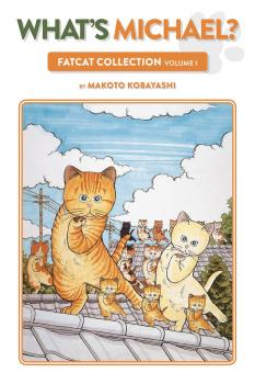 What's Michael FatCat Collection vol 01 GN Manga