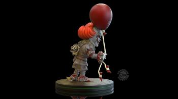 IT CHAPTER TWO Q-FIG FIGURE - PENNYWISE