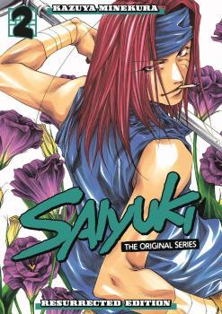 Saiyuki vol 02 GN Manga HC