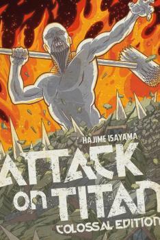 Attack on Titan Colossal Edition vol 05 GN Manga