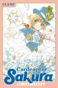 Cardcaptor Sakura Clear Card vol 08 GN Manga