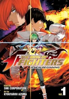 The King of Fighters: A New Beginning vol 01 GN Manga