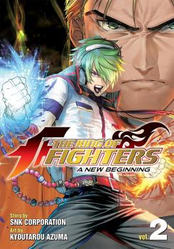 The King of Fighters: A New Beginning vol 02 GN Manga