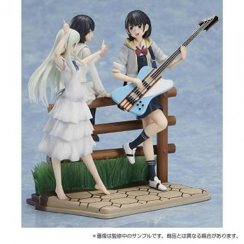 Anohana: The Flower We Saw That Day PVC Figure - Super Peace Busters Premium Box