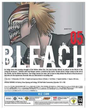 Bleach Set 05 Blu-ray