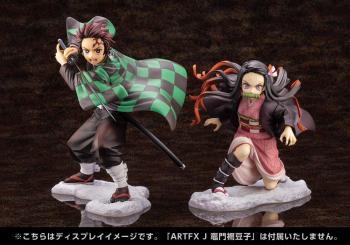 Demon Slayer: Kimetsu no Yaiba ARTFX J PVC Figure - Kamado Tanjiro 1/8 JP