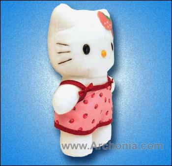 Hello Kitty Strawberry Style Doll C