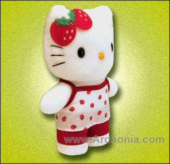Hello Kitty Strawberry Style Doll D