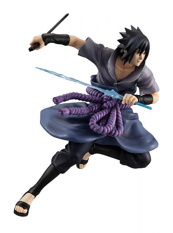 Grandista Nero Uchiha Sasuke Naruto Shippuden