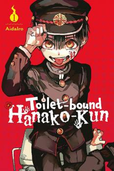Toilet-bound Hanako-kun vol 01 GN Manga