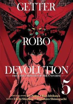 Getter Robo Devolution vol 05 GN Manga