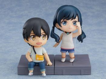 Weathering With You PVC Figure - Nendoroid Hodaka Morishima
