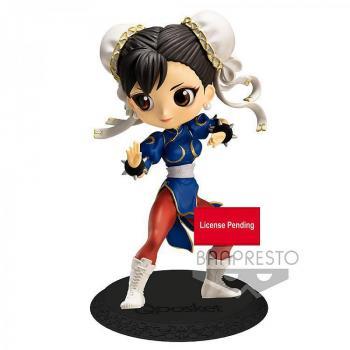 Street Fighter Q Posket Mini PVC Figure - Chun-li Ver. A