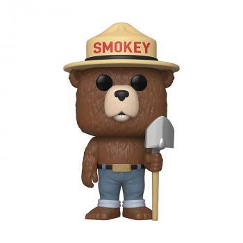 AD ICONS POP VINYL FIGURE - SMOKEY THE BEAR