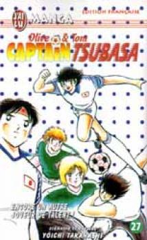 Captain Tsubasa tome 27
