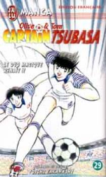 Captain Tsubasa tome 29