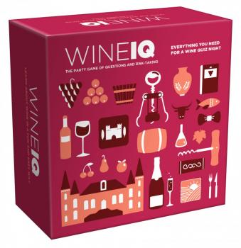Wine IQ Party Game