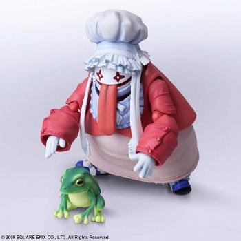 Final Fantasy Ix Bring Arts Action Figures - Eiko Carol & Quina Quen