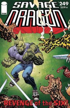 SAVAGE DRAGON #249 (MR)