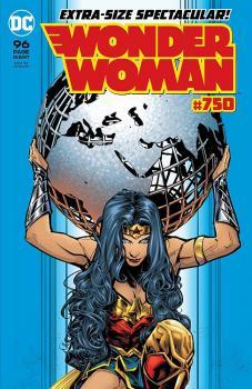 WONDER WOMAN #750 (NOTE PRICE)