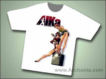 Agent Aika T-shirt XL