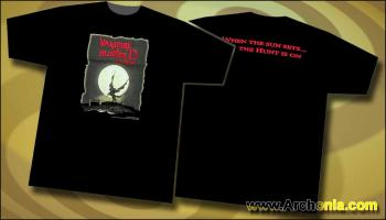 Vampire Hunter D T-shirt XL