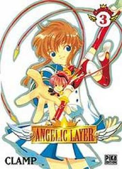 Angelic layer tome 3